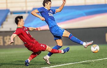 CSL Dalian Division: Shanghai Greenland Shenhua vs Henan Jianye