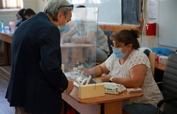 Local elections held in Bucharest, Romania