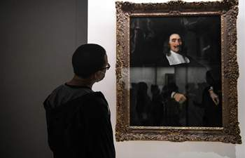 Art pieces by European painting masters exhibited in Chengdu