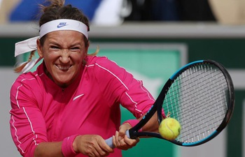 Highlights of second round at French Open