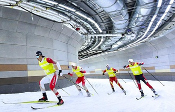 In pics: 2020 National Cross-Country Skiing Invitational Tournament