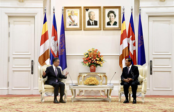 China, Cambodia vow to deepen cooperation in all areas