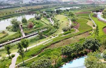 """Across China: """"Sponge city"""" program bears fruit"""