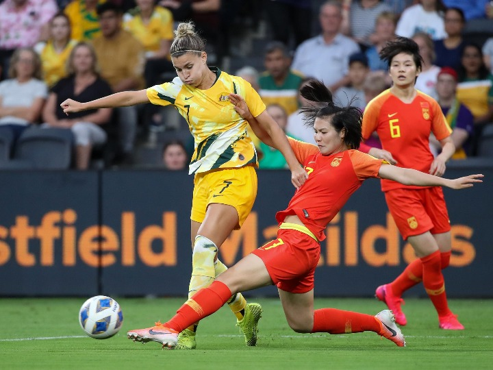 China coach confident of Olympic women's football qualification
