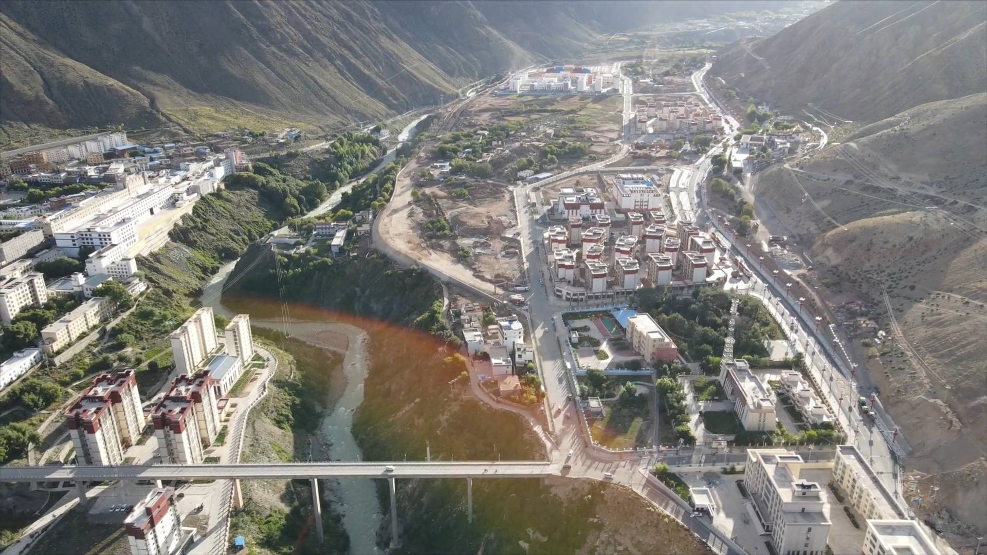 Baxoi County takes on new look in Qamdo