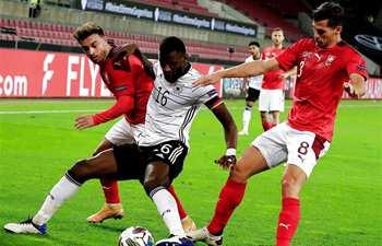 Germany ties Switzerland in UEFA Nations League