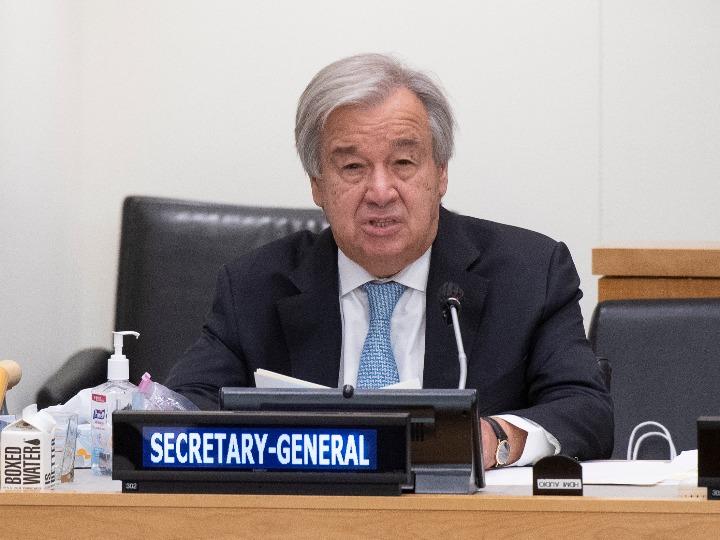 UN chief asks for maximum restraint in Gulf region