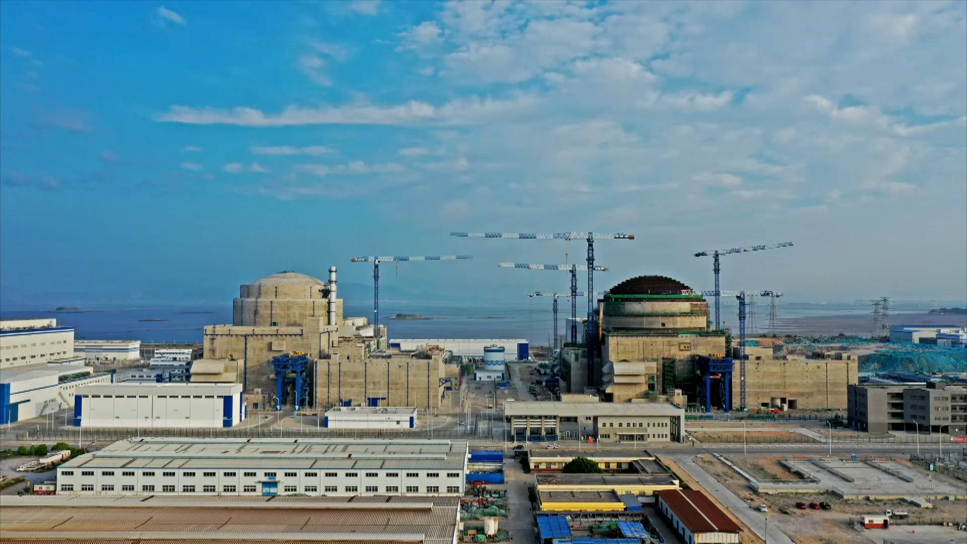Nuclear power unit with China-developed reactor achieves criticality