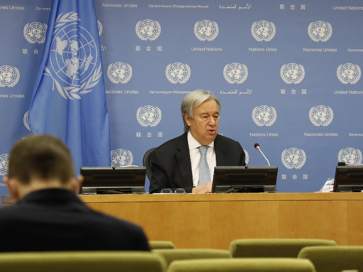 UN chief welcomes Libya cease-fire accord