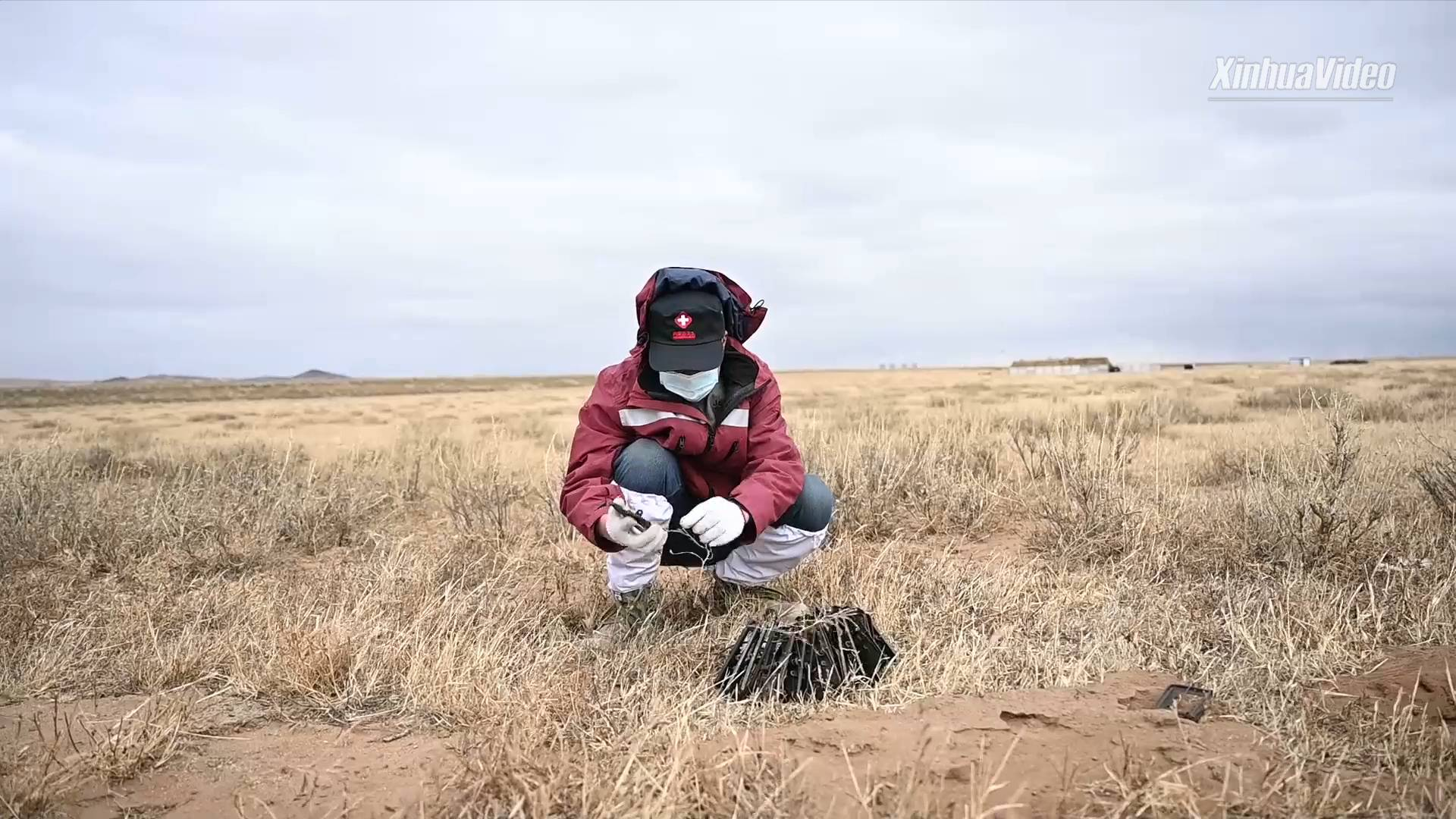 Four decades of frontline plague prevention worker in battling rat in China's Inner Mongolia