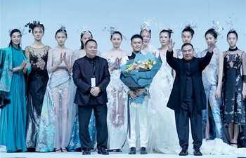China Fashion Week held in Beijing