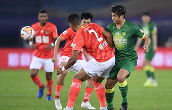 Evergrande shares spoils with Guoan after 0-0 draw in CSL