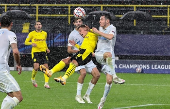 Dortmund overpowers Zenit in UEFA Champions League Group F