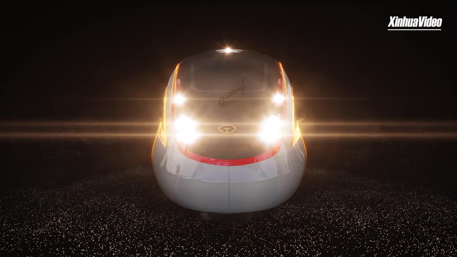 China's new high-speed train to bolster cross-border travel