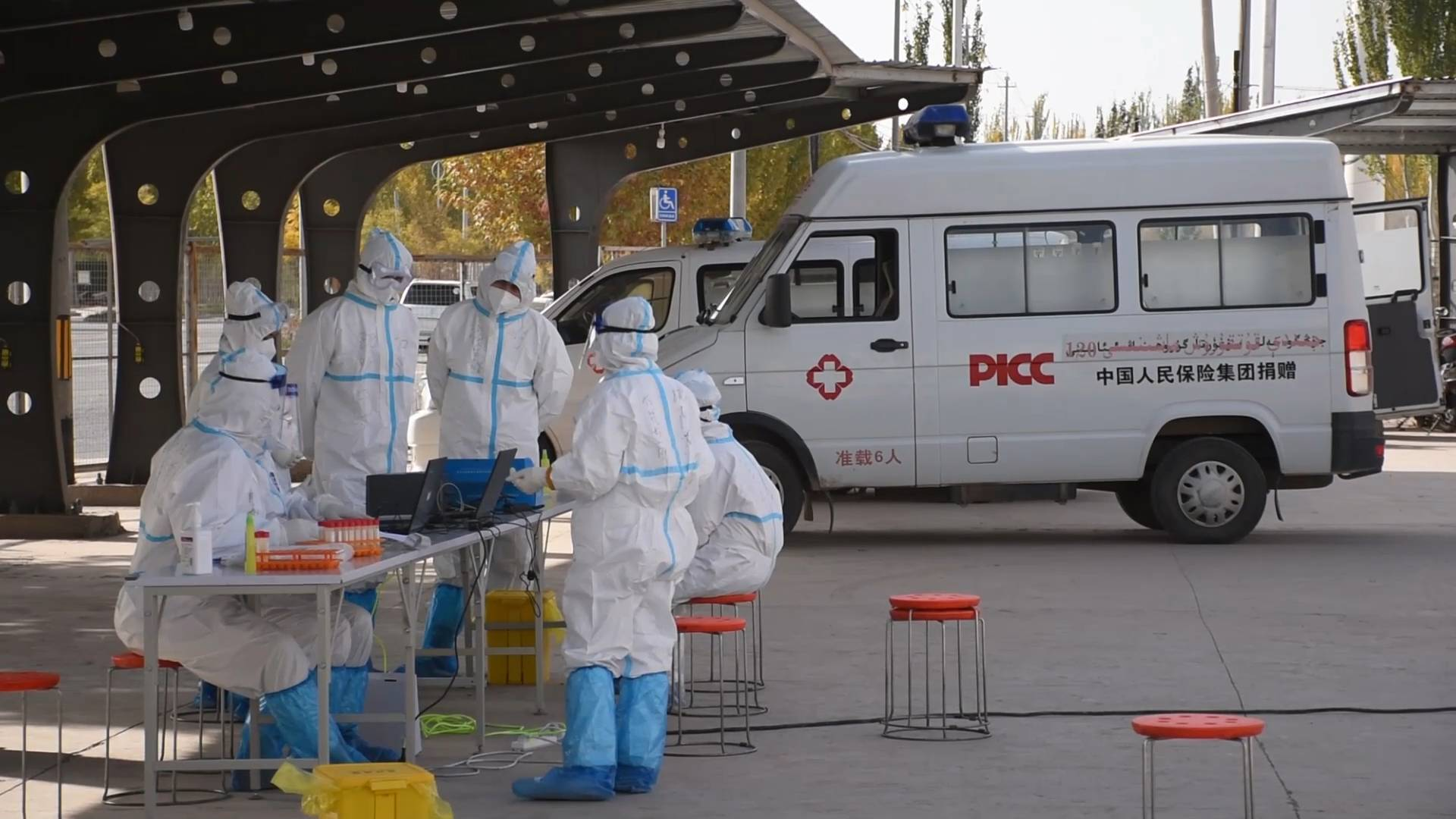 China's Kashgar rules out possibility of COVID-19 outbreak spread