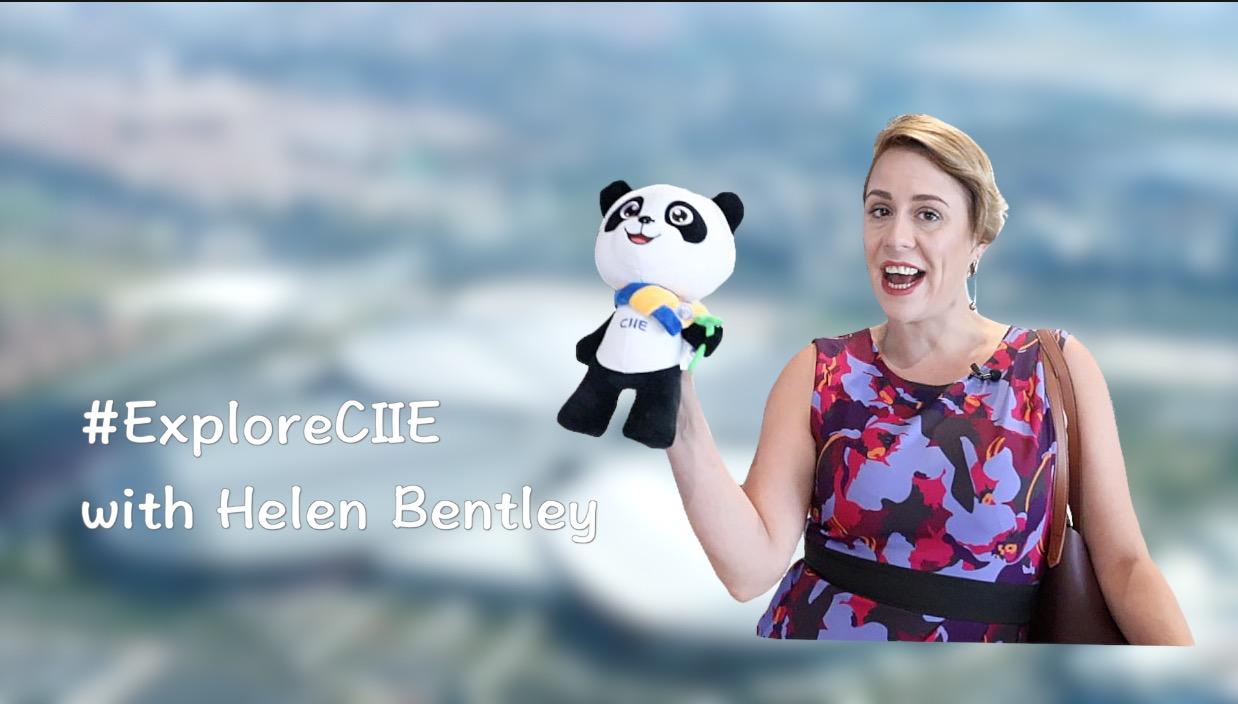 #ExploreCIIE with Helen Bentley Epi. 03: Enjoy a taste of Spain at the third CIIE