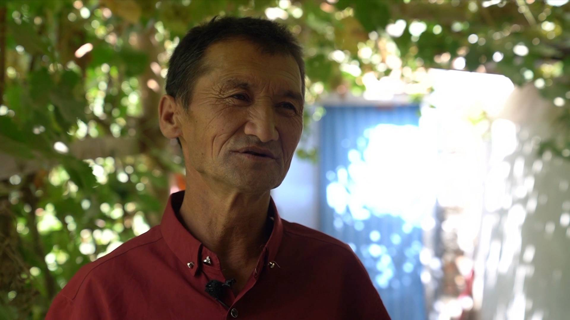 Relocation project helps herdsman out of poverty in China's Xinjiang