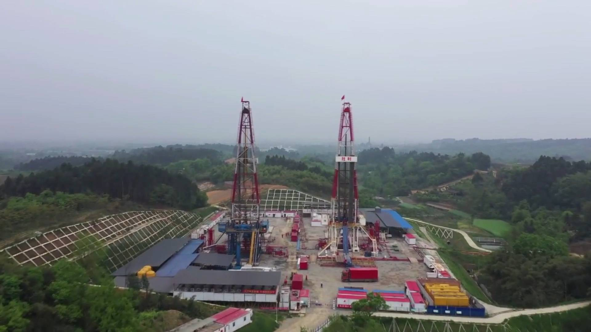 China gas field adds 83 billion cubic meters in reserve