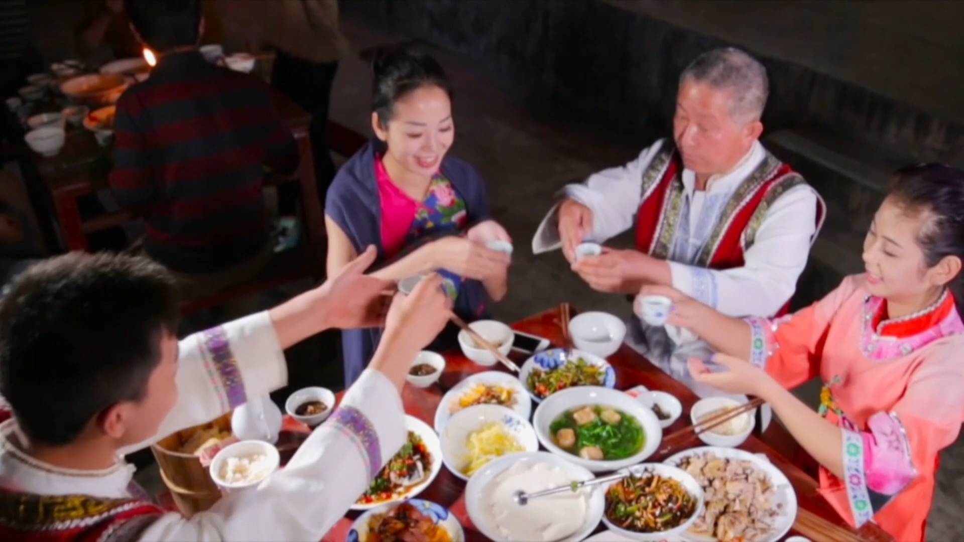 Intangible cultural heritage enriches villagers