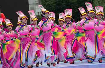 Celebration of new year of Qiang ethnic group kicks off in Sichuan