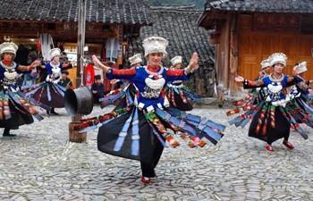 Tourism developed in China's Guizhou