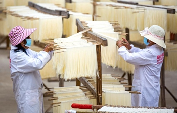 Agriculture industries developed in Jiangxi