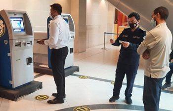 Feature: Kuwaiti gov't shifts to e-service amid COVID-19 spread