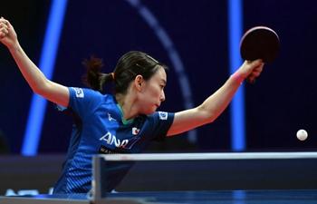 Highlights of 2020 ITTF finals