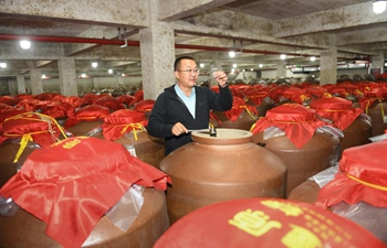 In pics: well-known liquor town in east China