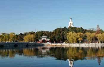 View of Beijing in November
