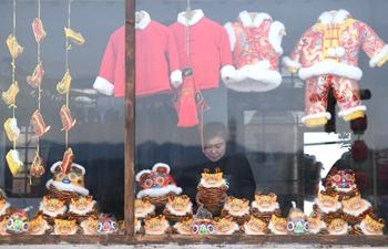 Handicraft store in Taocishui Town, Hebei