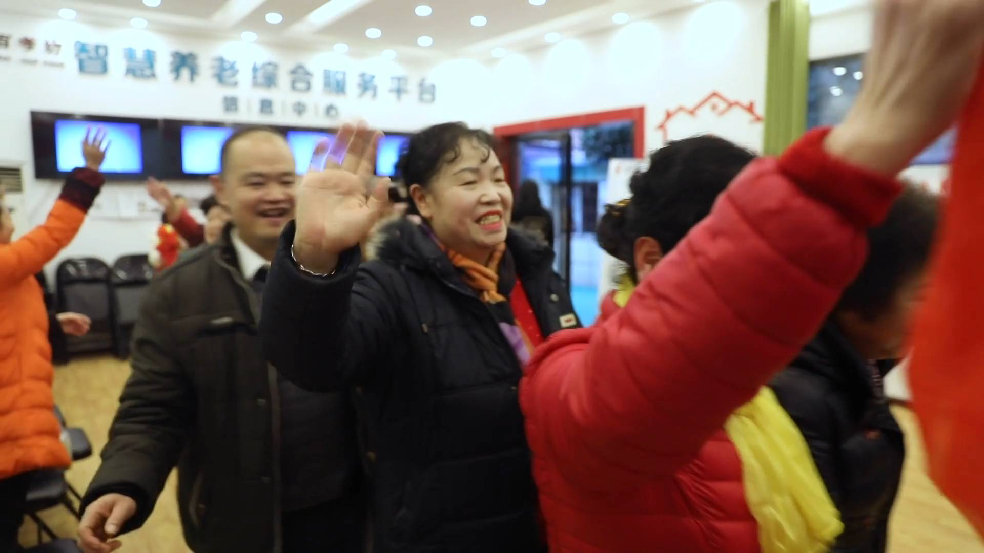 Highlights of China's elderly care over past 5 years