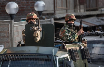 2 troopers killed in Indian-controlled Kashmir militant attack