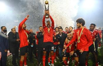 Egypt's Al Ahly wins CAF Champions League