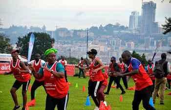 2020 Kabaka birthday run held in Kampala, Uganda