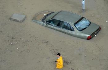 Heavy rains hit Kuwait