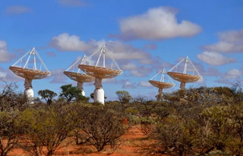 Australian scientists draw map of universe using radio telescope