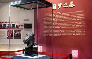 Lost treasure of China's Old Summer Palace returns home