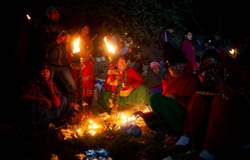 Bala Chaturdashi festival held amid COVID-19 pandemic in Nepal