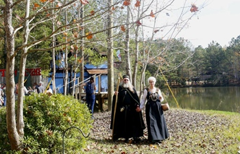 Louisiana Renaissance Festival held in United States