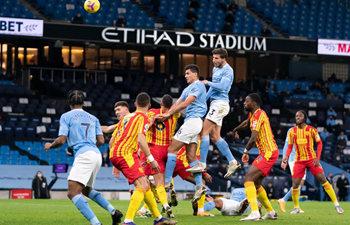 Premier League: Manchester City vs. West Bromwich Albion