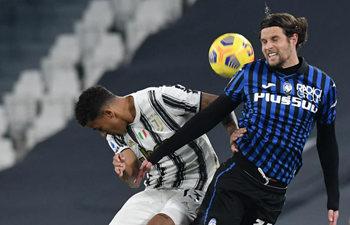 Serie A match: FC Juventus vs. Atalanta