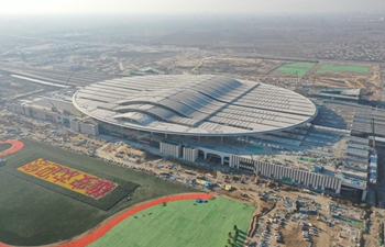 Over 100,000 workers participate in construction of Xiongan New Area