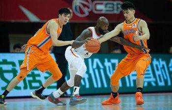 CBA: Jilin Northeast Tigers vs. Shanghai Sharks