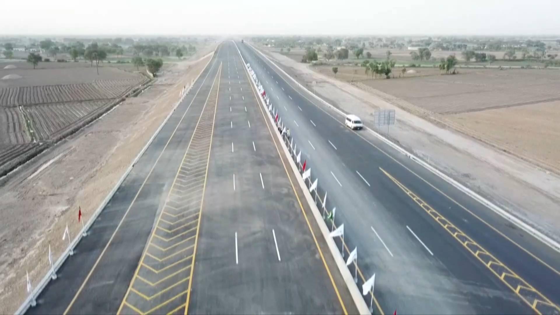 Sino-Pakistan motorway project passes to Pakistan