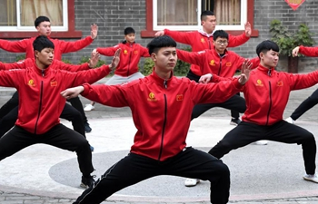 Chinese Tai Chi enters UNESCO intangible cultural heritage list