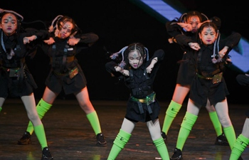 In pics: final round of cross-Strait Hip Hop dance championship for teenagers