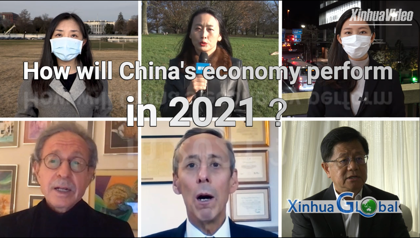 How will China's economy perform in 2021?