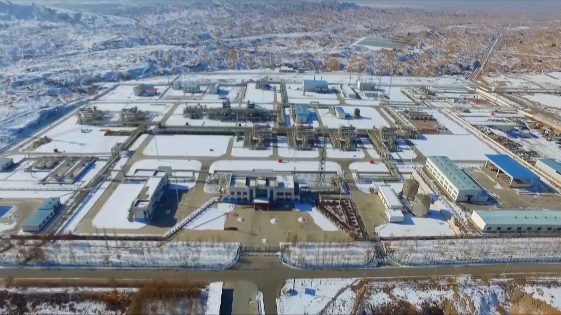 China's Tarim oilfield registers 30-mln-tonne oil & gas output