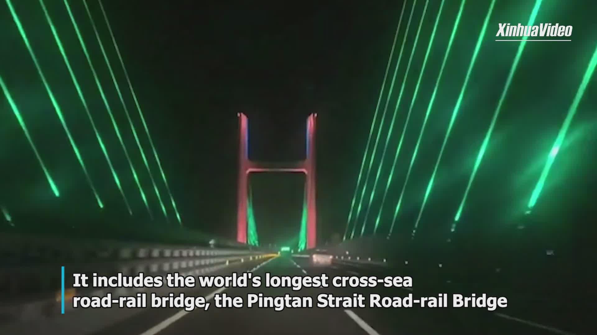 China opens railway to facilitate cross-Strait travel
